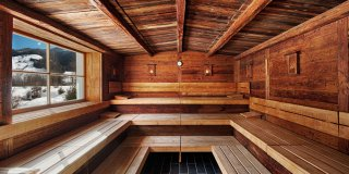 The Tiroler Stube sauna